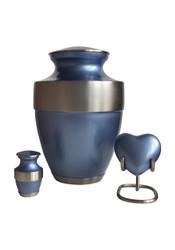 Broadband Blue Urn