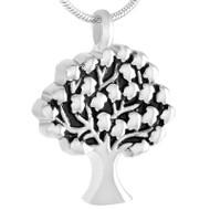 Tree Memorial Pendant
