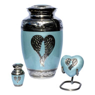 Angel Wings Adult Urn