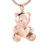 Copy of Teddy Bear Memorial Pendant