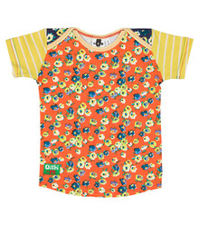 Oishi-m Liberty Lou Short Sleeve Tee (LAST ONE LEFT - SIZE 6-9 MONTHS)