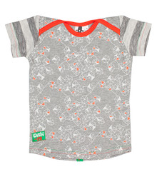 Oishi-m Malph Short Sleeve Tee (LAST ONE LEFT -  SIZE 9-12 MONTHS)