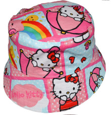 Nettle & Wolf Sunhat - Hello Kitty