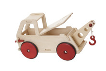 Moover Toys - Baby Truck Natural (OUT OF STOCK)