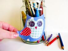 Tinch Design Studio - Single Owl