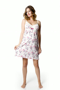 HOTmilk Intrigue Nightie (LAST ONE LEFT - SIZE XL A-D)