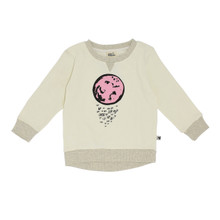 Milk & Masuki Kids Jumper - Look Up (LAST ONE LEFT - SIZE 5 YEARS)