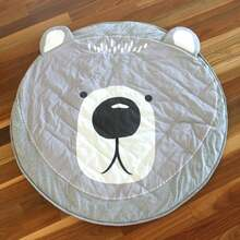 Mister Fly Playmat - Bear Face (OUT OF STOCK)