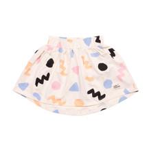 Milk & Masuki Skirt - Memphis (LAST ONE LEFT - SIZE 6 YEARS)