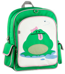 Beatrix Big Backpack - Katarina (Frog)
