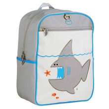 Beatrix Big Backpack - Nigel (Shark)