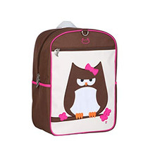 Beatrix Big Backpack - Papar (Owl)