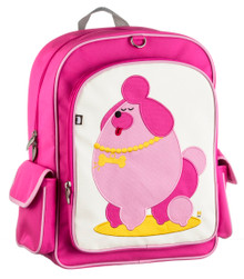 Beatrix Big Backpack - Poochari (Poodle)