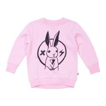 Milk & Masuki Crew Neck Jumper - Rabbit Rockstar (ONLY SIZE 4 & 5 YEARS LEFT)