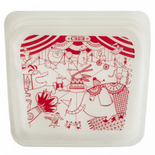 Stasher Silicone Pouch - Circus