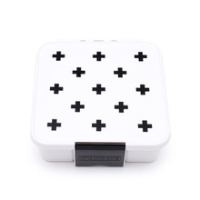 Little Lunch Box Co - Bento 5 - Black Cross