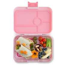 Yumbox Tapas - Almafi Pink 4 Compartment