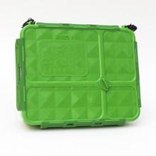 Go Green Lunch Box - Medium Green