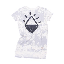 Milk & Masuki Box Tee Dress - Diamond
