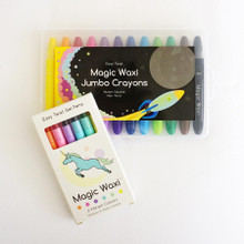 Lunables Magic Waxi  Neon Mini Pack and Jumbo Gel Crayon Combo (OUT OF STOCK)