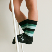 Lamington Merino Crew Socks - Neptune [FROM $15.90]