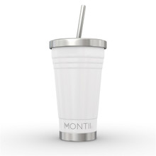 Montii Smoothie Cup - White (OUT OF STOCK - MORE DUE MAY)