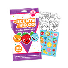 Scentco Coloured Smencils Activity Pack