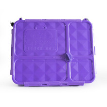 Go Green Lunch Box - Medium Purple