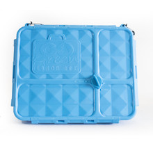 Go Green Lunch Box - Medium Blue (OUT OF STOCK)