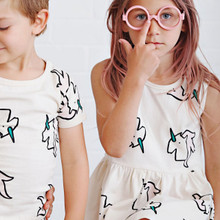 Anarkid Sleevess Dress - Unicorn
