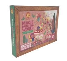 Tiger Tribe Magic Painting World - Fairy Garden