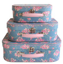 Alimrose Suitcase Set - Wildflower