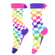 MADMIA Crew Socks - Fancy