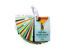 SO Awesome - Children's Alphabet Wallet Cards