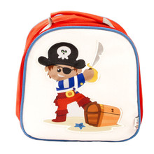 Woddlers Lunchbox - Pirate [0917]