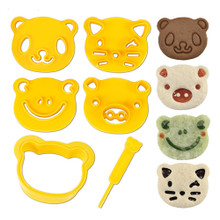 CuteZCute Animal Friends Food Deco Cutter Kit (OUT OF STOCK)