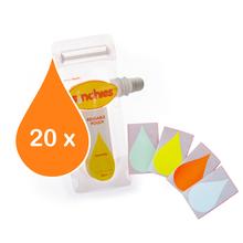 Sinchies Waterproof Pouch Labels