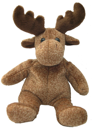 Make your gift stand out with our signature Malcolm the Moose plush toy.