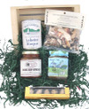 Reap the harvest of the Maine wilderness with our Wild Harvest Crate!