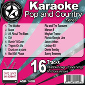 ASK-1408 AUGUST 2014 POP & COUNTRY