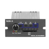 VocoPro SDR-4 SD Recording Module (to be used with other VocoPro Devices), use SD cards up to 2GB