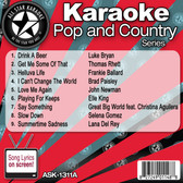 ASK-1311A NOVEMBER 2013 POP AND COUNTRY