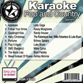 ASK-1311B NOVEMBER 2013 POP AND COUNTRY