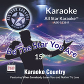 ASK-1538 - Karaoke Country Collection
