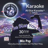 All Star Karaoke Mixed Pop (KW - 61, ASK - 61)