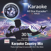 All Star Karaoke Classic Country (KW - 62. ASK - 62)