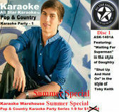 All Star Karaoke Party -1 Summer Special on All Star Karaoke Music -Greatest and Latest Hits of Pop and Country