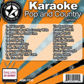 ASK-1110 OCTOBER 2011 POP AND COUNTRY