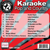 ASK-1302B FEBRUARY 2013 POP AND COUNTRY
