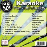 ASK-1303A MARCH 2013 POP AND COUNTRY